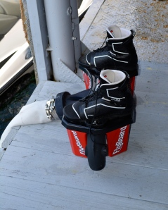 flyboarding boots