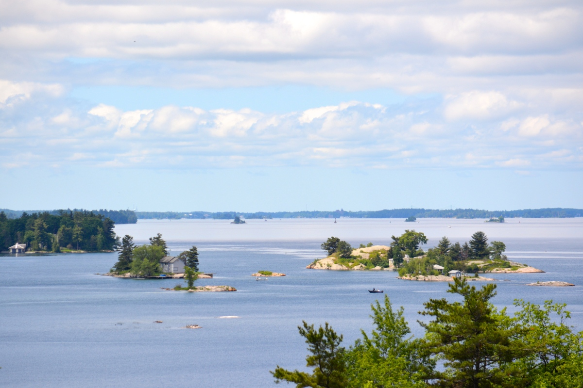 Touring the Thousand Islands Region Series: Abay and Clayton