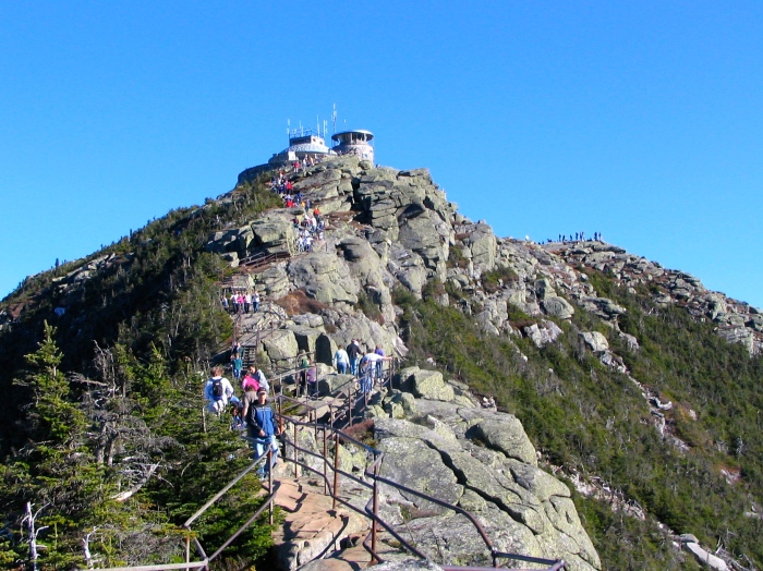 Stairway Ridge Trail, Whiteface Mountain