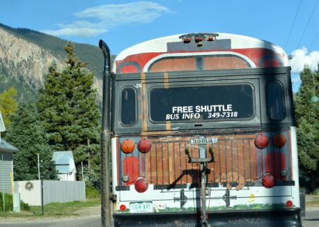 Crested Butte public transportation