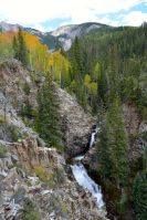 Judd Falls - Family hiking trail in Crested Butte