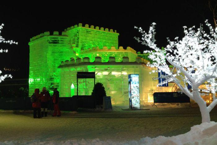 Bonhomme's Ice palace (2015)