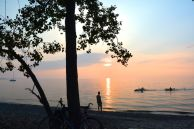 Sailing, biking, kayaking, and of course sunset watching, there is never a shortage of things to do for the Lake Ontario tourist. — Pulaski, New York