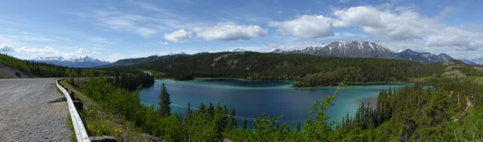 Emerald Lake Panorama