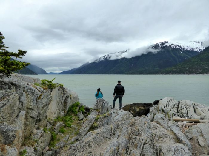 Yakutania Point. Skagway, Alaska
