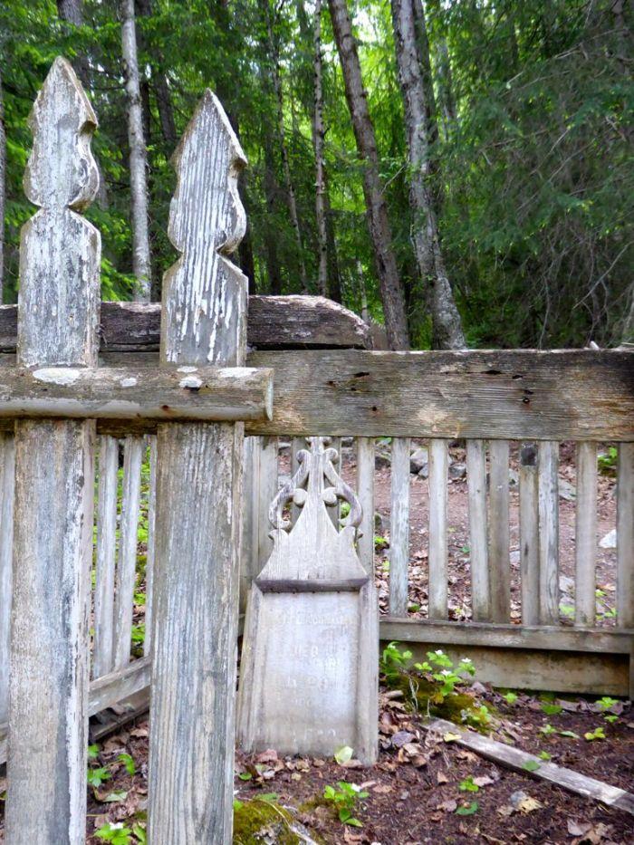 Skagway cemetery