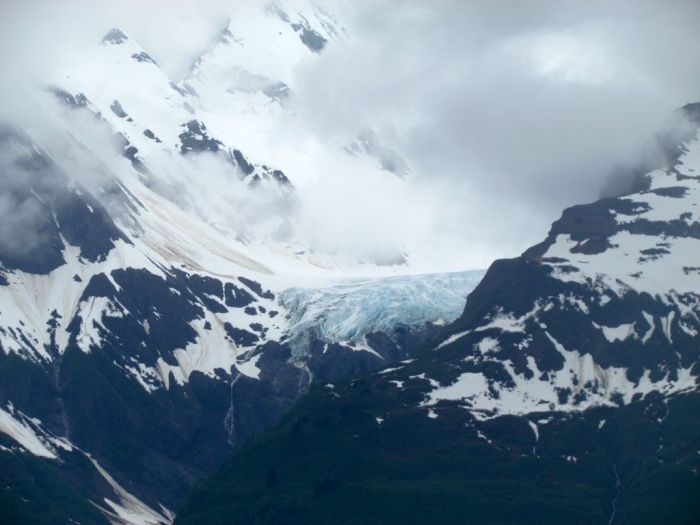 Rainbow glacier, Haines Alaska