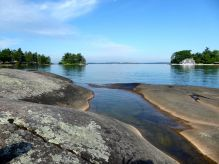 A Million dollar view campsite in the heart of the Thousand Islands. Redwood, New York