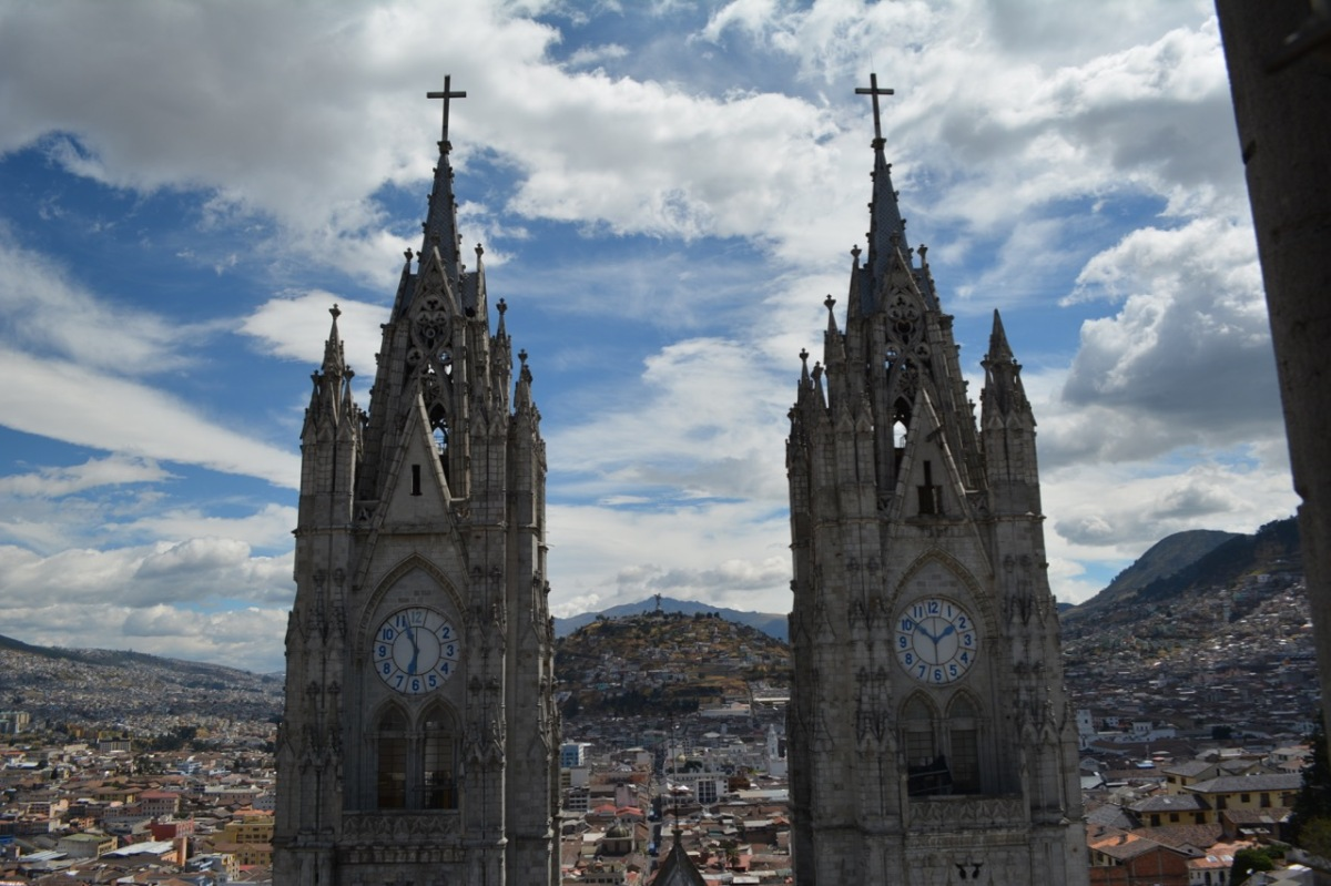 72 Hours in Quito: Socializing and Acclimatizing