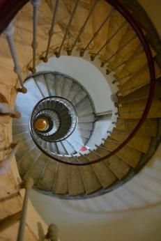 spiral staicase