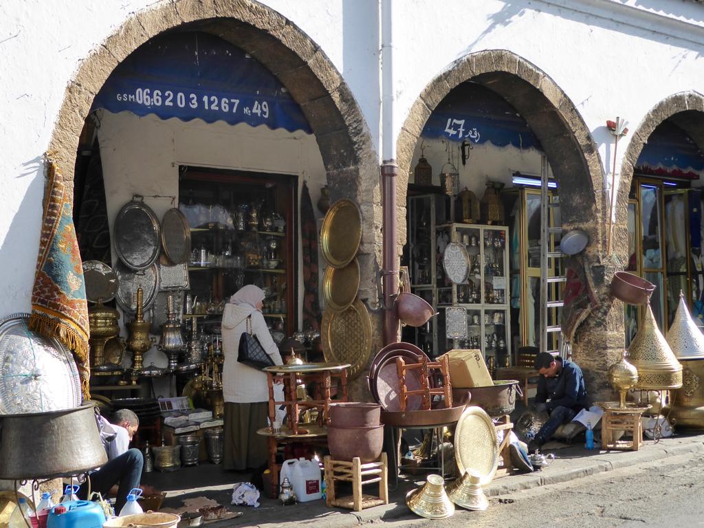 Quartier Habous, Casablanca, Souk