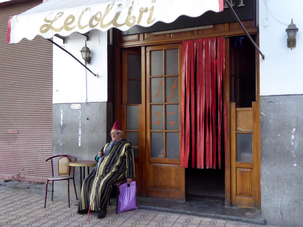Le Colibri, Casablanca